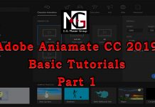 Adobe Animate CC basic tutorials in hindi