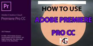 How to use Adobe Premiere Pro CC