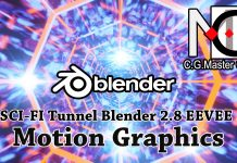 Blender 2.8 Motion Graphics