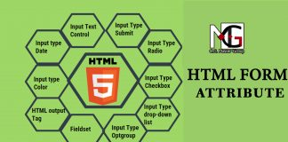 HTML Forms Attribute