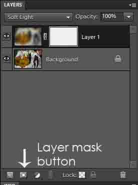 Layer Mask in Photoshop