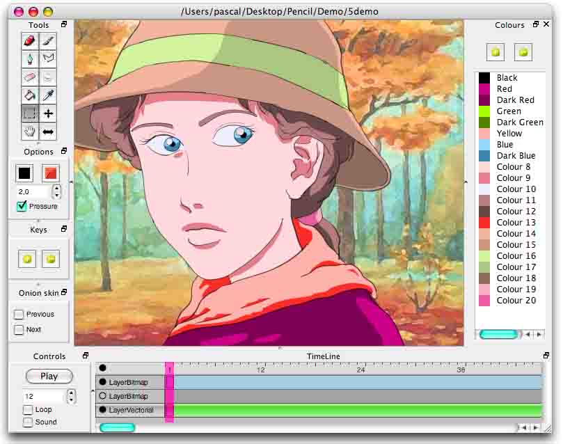 2D Animation Free Software