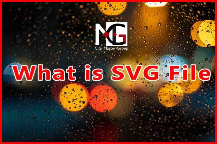 What is SVG File