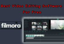 Best Video Editing Software for free