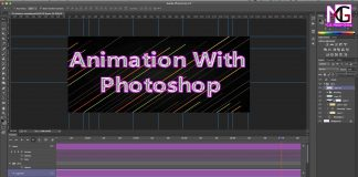 Animation With Photoshop