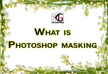 What is Photoshop masking
