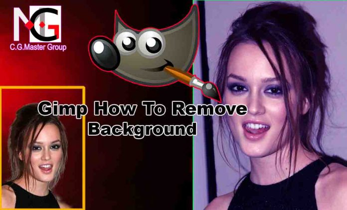 Gimp How To Remove Background