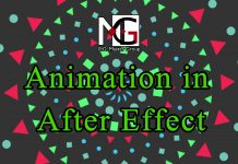 Animation in After Effect