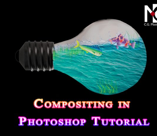 Compositing in Photoshop Tutorial