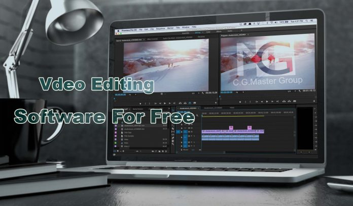 Video Editing Software For Free