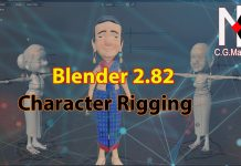 Blender Rigging