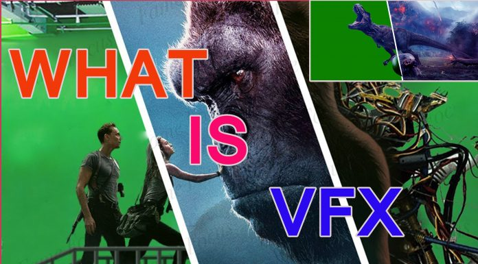 What is Vfx